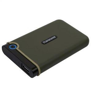 Ổ Cứng Di Động Transcend StoreJet M3 1TB USB 3.0