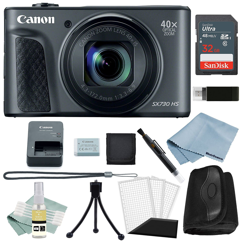 Máy ảnh KTS Canon PowerShot SX730