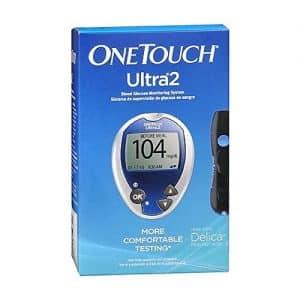 Onetouch ultra 2 máy đo đường huyết tốt nhất