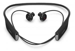 Tai nghe bluetooth Sony khả năng chống nước IP57