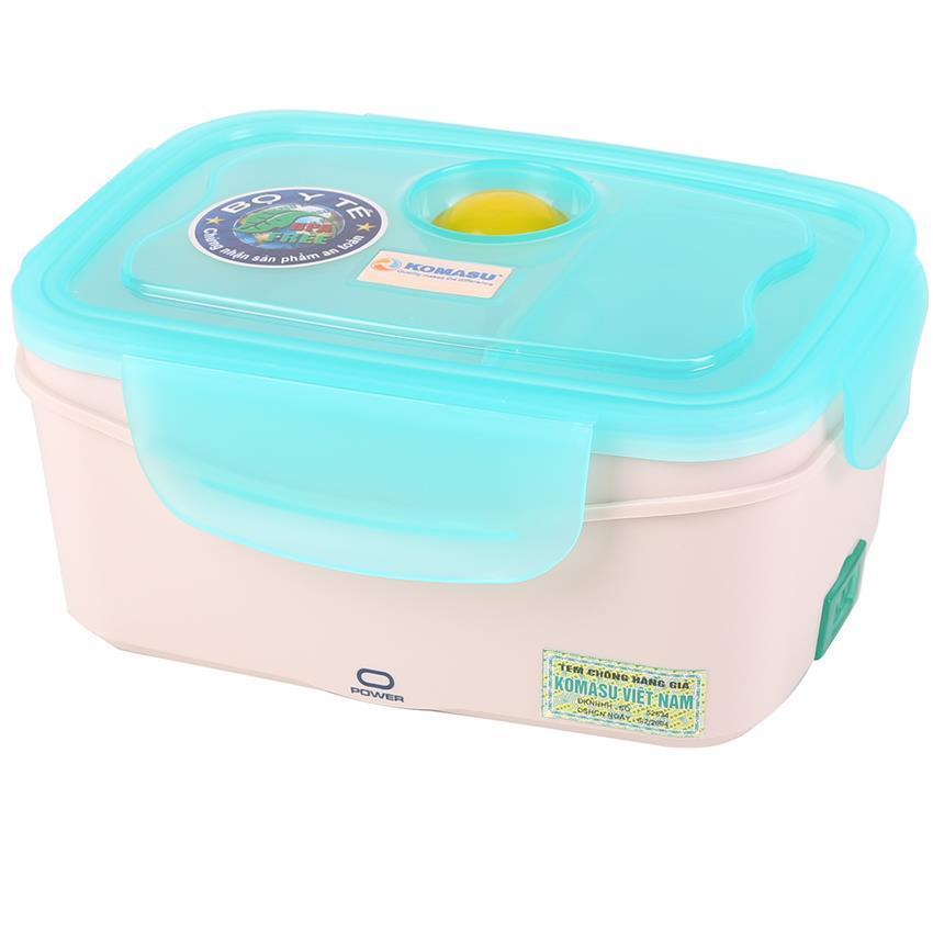 hộp cơm cắm điện komatsu nhật bản