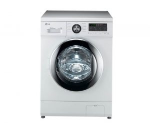 Máy giặt lồng ngang sấy LG 8 kg F1408DM2W