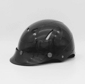 Mũ Bảo Hiểm 1 phần 2 Đầu Protec Disco Không Kính
