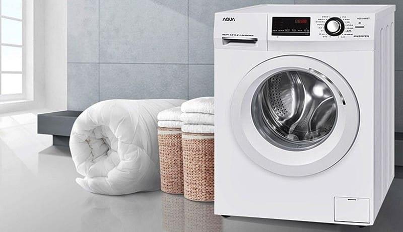 khả năng vắt khô của máy giặt