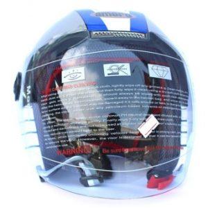 mũ bảo hiểm AMORO 249