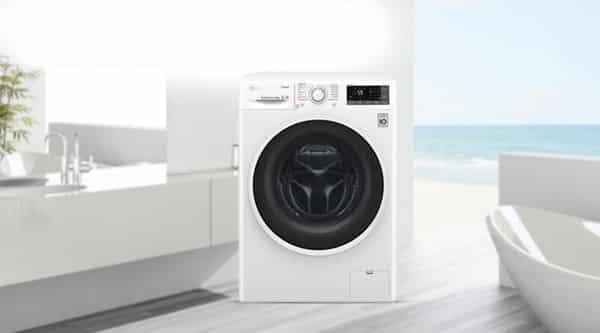 Mức tiêu thụ nước của máy giặt