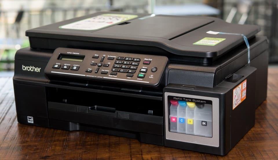 tốc độ in của máy in