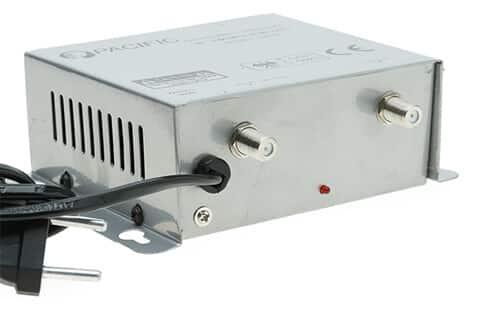 Bộ khuếch đại truyền hình cápPACIFIC DA-20