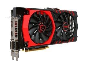 Card màn hình Radeon R9 380
