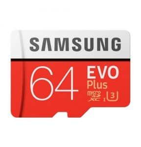 Thẻ nhớ Samsung EVO Select 64GB