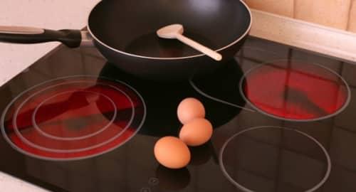 bếp hồng ngoại dùng đèn halogen