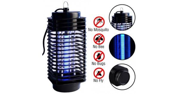 đèn bắt muỗi là gì