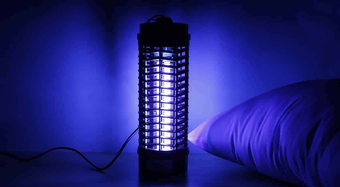 Đèn bắt muỗi tiết kiệm điện