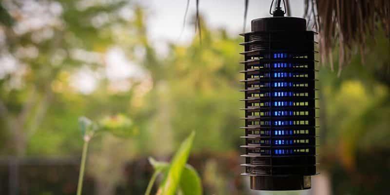 Thương hiệu đèn bắt muỗi