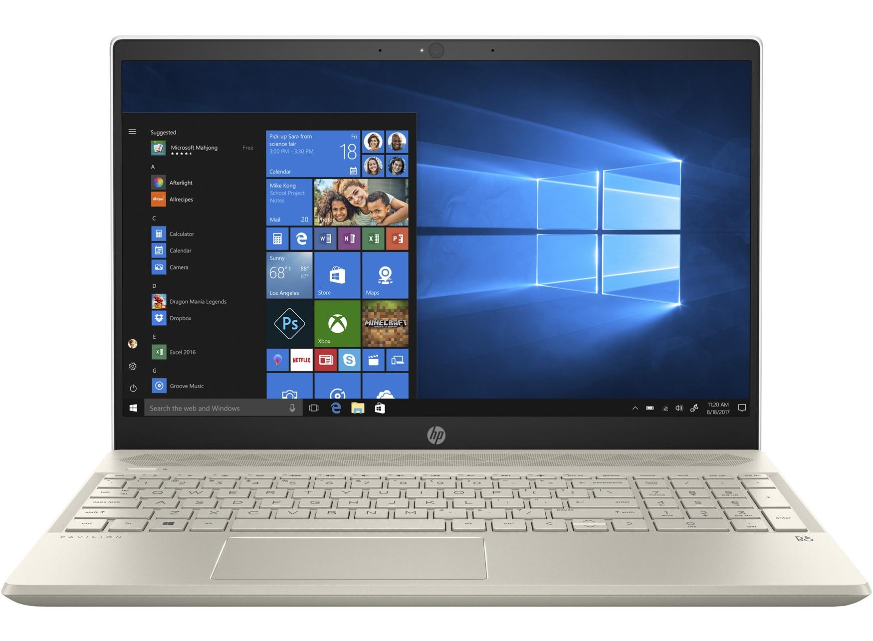 Máy tính laptop HP Pavilion 15