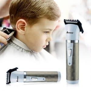 Lời khuyên khi lựa chọn mua tông đơ cắt tóc cho bé