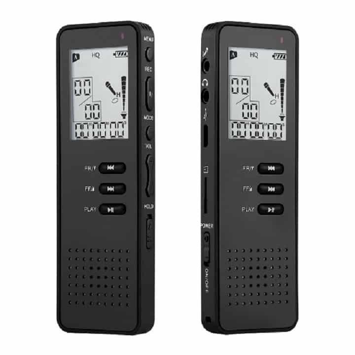 Máy ghi âm cao cấp T30