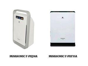 Máy lọc không khí hãng Panasonic