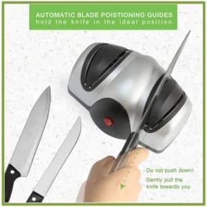 Máy mài dao bằng điệnKnife Sharpener