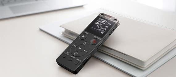 chức năng của máy ghi âm