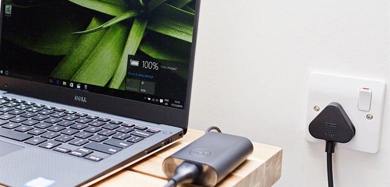 lưu ý về pin laptop