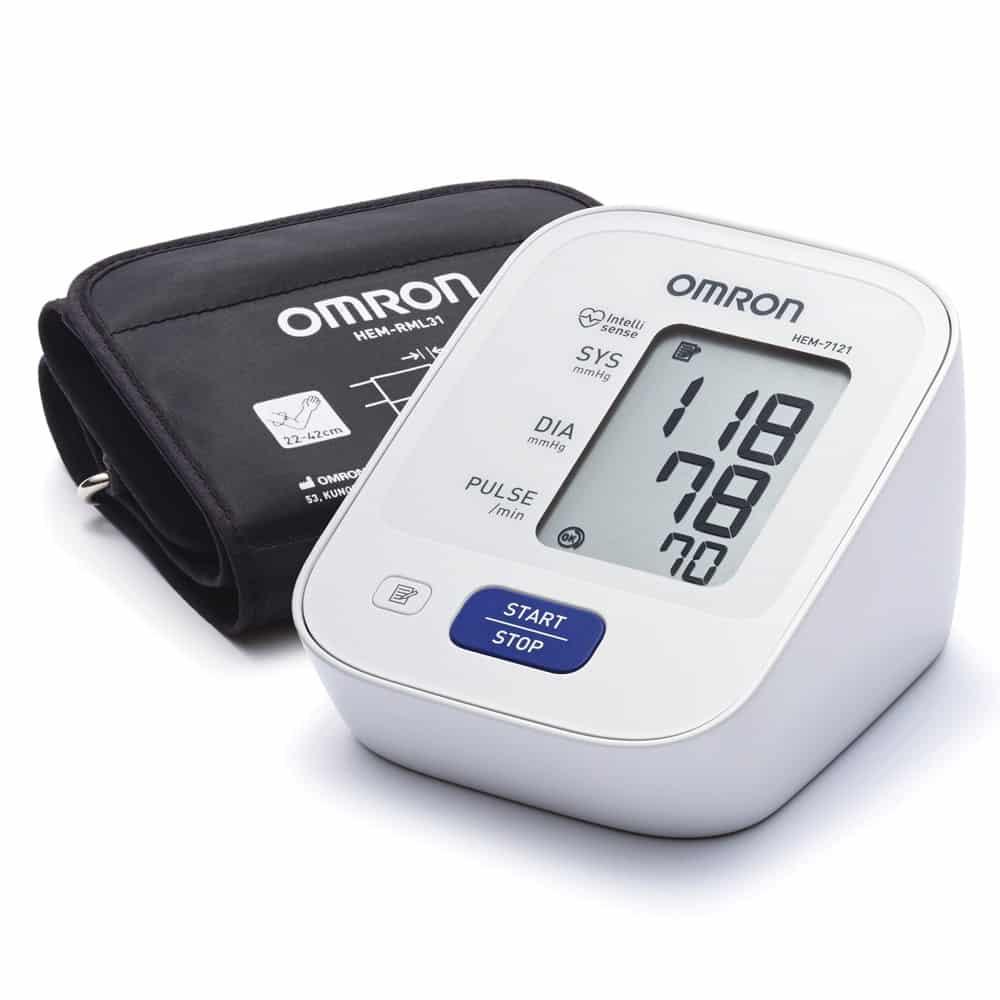 nh giá máy đo huyết áp tốt nhất
