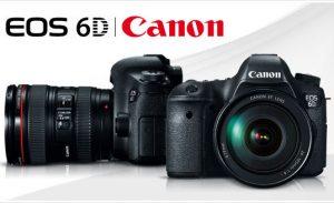 佳能6D机身相机