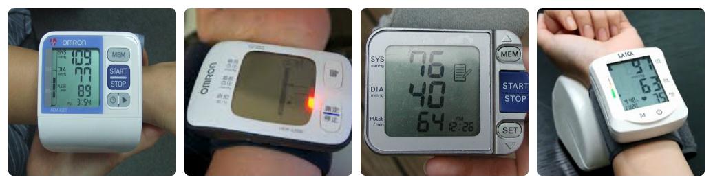 có mấy loại máy đo huyết áp