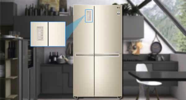 Công suất hoạt động của tủ lạnh