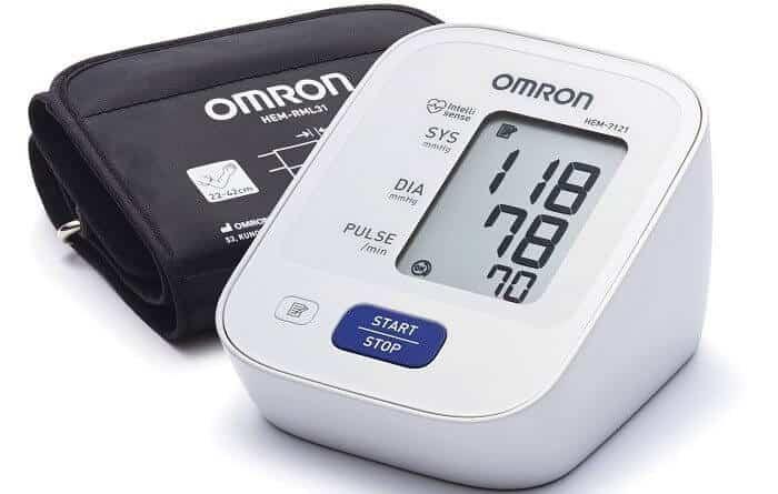 Đánh giá máy đo huyết áp tốt nhất 2018