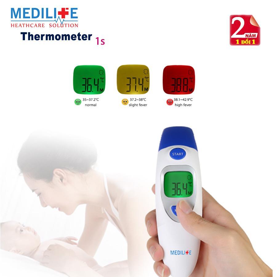 Nhiệt kế điện tử đo trán Medilife IT 121