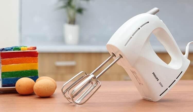 thiết kế chức năng của máy đánh trứng