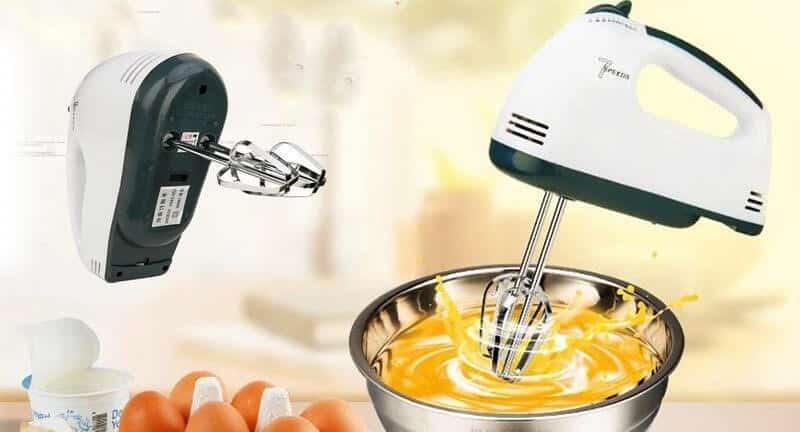 tốc độ hoạt động của máy đánh trứng