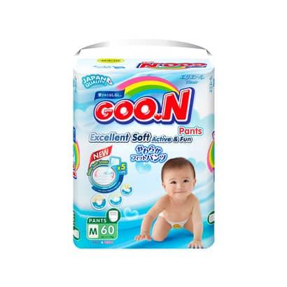 Bỉm cho trẻ Goon