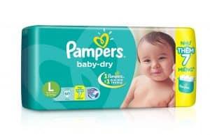 Bỉm cho trẻ hãngPamper