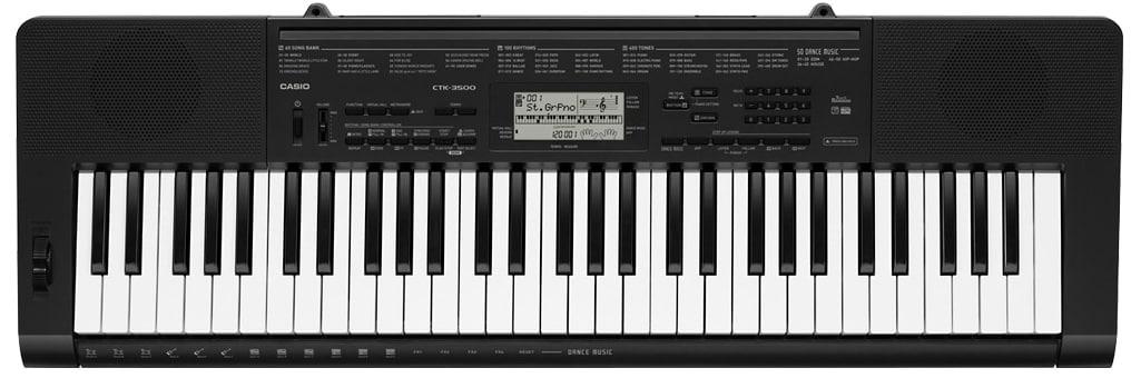 Organ Casio CTK 3500
