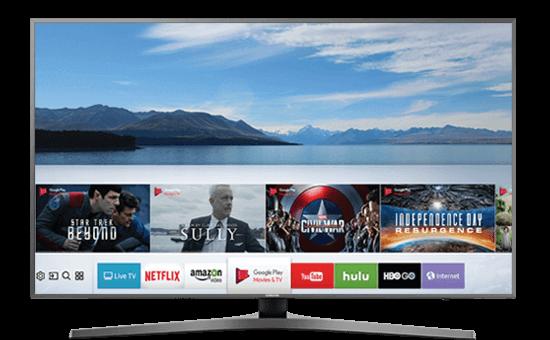 Smart Tivi Samsung 4K 43 inch UA43MU6400