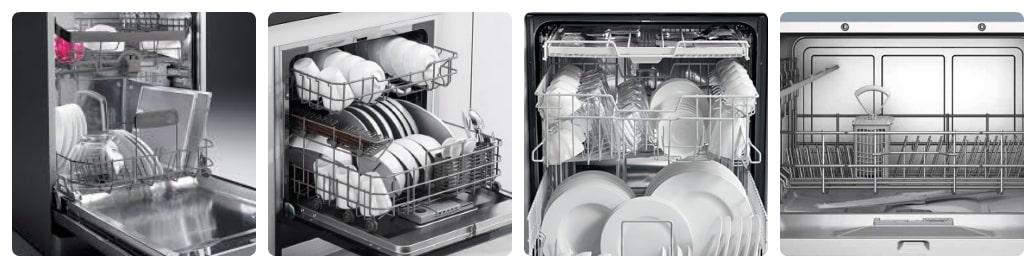 cấu tạo của máy rửa bát gồm những gì