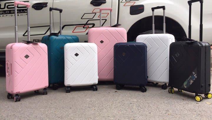 Chọn phân khúc giá vali kéo