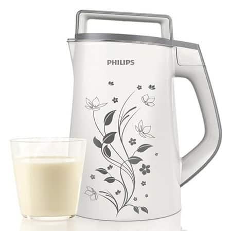 Máy làm sữa đậu nành là gì?