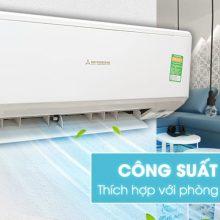 Máy lạnh Mitsubishi Heavy Inverter SRK10YN - S5