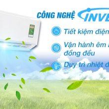 Máy lạnh Panasonic Inverter CU/CS-PU9UKH-8