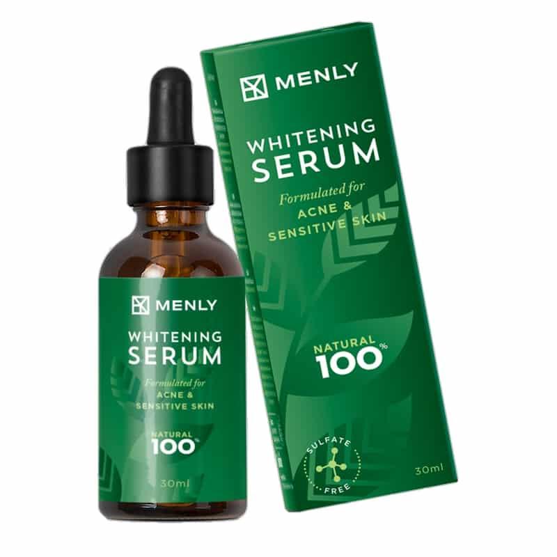 Serum dưỡng trắng da Menly