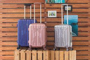 vali kéo sử dụng nhựa