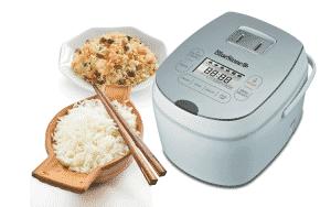 Công nghệ nấu cơm hiện đại