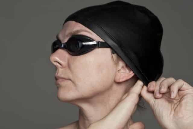 độ nét của kính bơi
