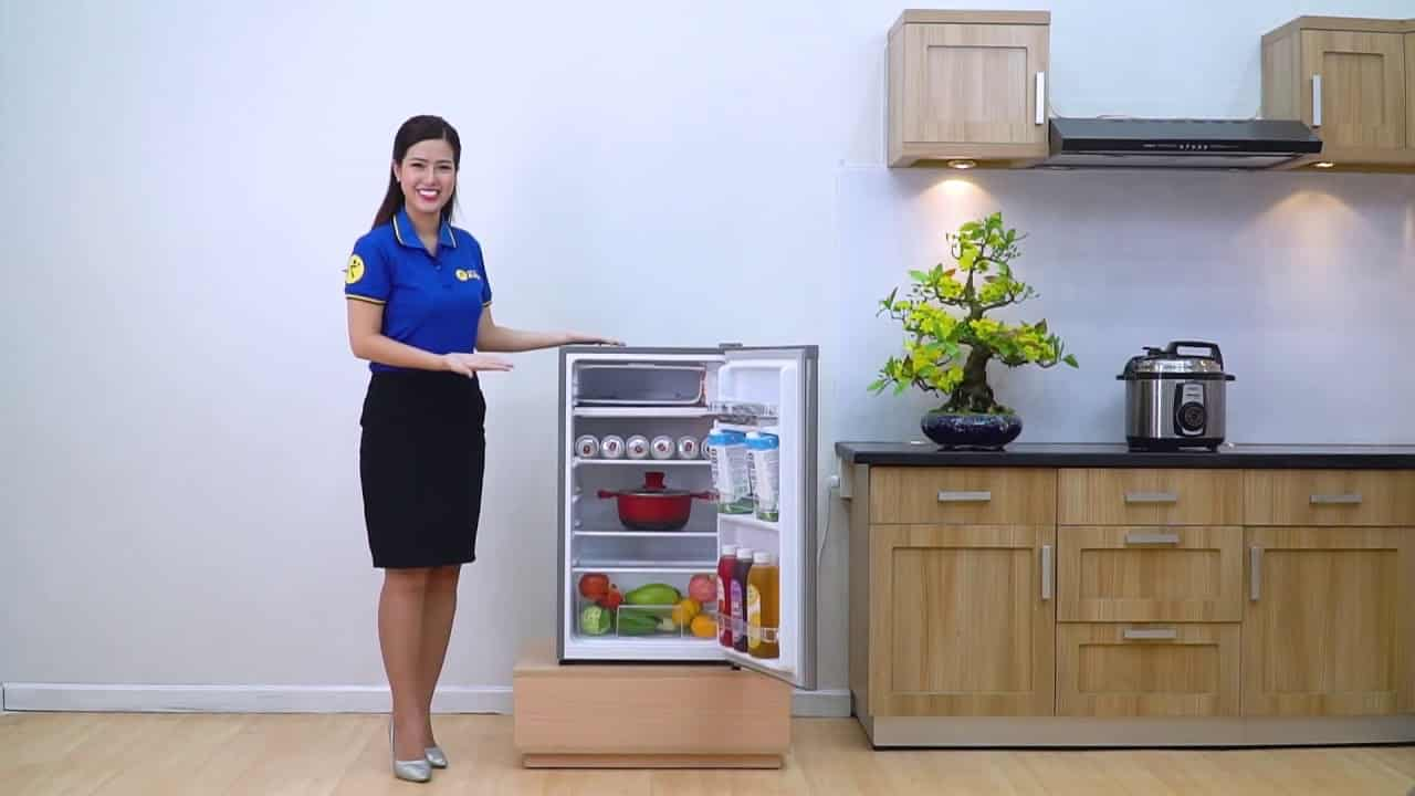 lưu ý đến thương hiệu của tủ lạnh