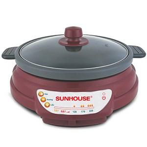 Nồi lẩu điện Sunhouse SH535l