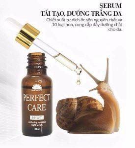 Serum ốc sên Perfect Care là gì?