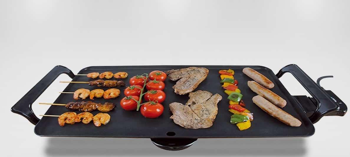 chú ý tới thiết kế bếp nướng điện